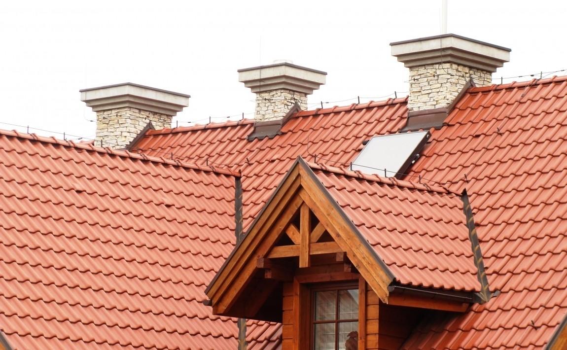 Миниатюра к статье Громоотвод – молниезащита на крыше