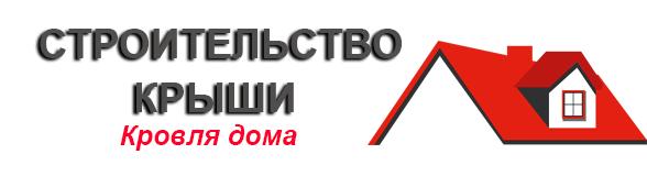 Логотип сайта Строительство крыши